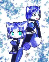 Krystal assault two versions by BlackBy