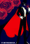 TUXEDO MASK! by MIKEYCPARISII