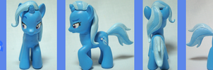 Custom Pony: Trixie by frostfire14
