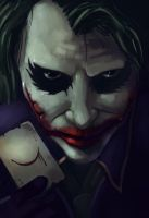 Joker by GeFForce