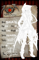 Halloween Academy: Skain by picolle