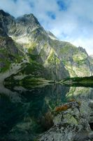 september in Tatry 04 by JackStratford
