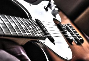 Guitar_HDR by NourhanB