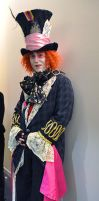 Cosplay - F.A.C.T.S. 2011 - Mad hatter by NicolasZerling