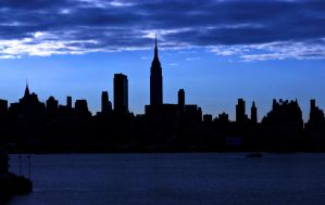 Manhattan Blue by maxlake2