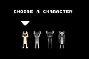 Choose a Character by Bolthamos