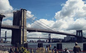 Brooklyn Bridge by FletchLives