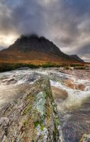 Buachaille Etive Mor by RevelationSpace