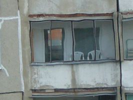 Disorted window by edvordo