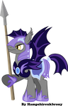 Luna's royal guard by Vector-Brony