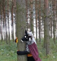 lover of trees by Inereigan