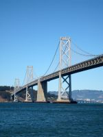 Bay Bridge by phahn1986