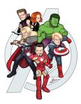 The Avengers by SandikaRakhim