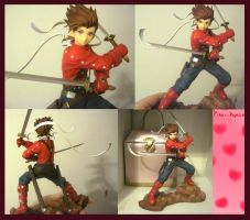 My Lloyd Irving Figurine by Pink--Reptile