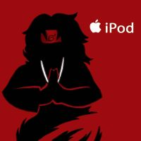 Ipod-Kurenai by Mockingbyrd