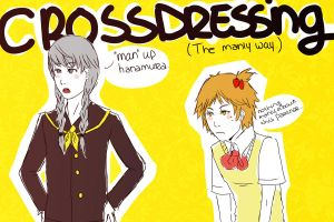 Persona 4: Man up by DecemberComes