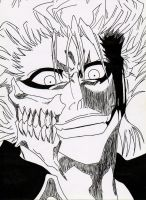 Grimmjow Jeagerjaques from Bleach (manga) by Acey-kakarot-michael