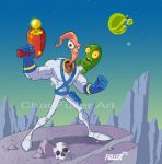 Earthworm Jim Fun by Chadfuller