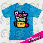 P is for pervert Tee Design by andehpinkard