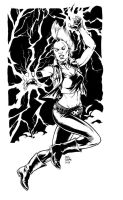Storm commission by craigcermak