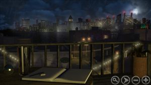 Senior Project 3D Time-Lapse : Night by KyleConway727