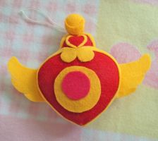 Sailor Moon Plush SS Compact by aleena