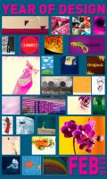 Year of Design - february 2010 by lilvdzwan
