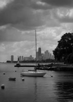 Montrose Harbor by marisamudd