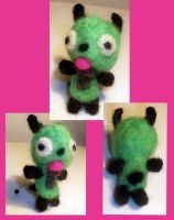 Needle Felt GIR by StCoraline