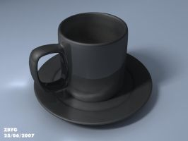 Black Cup by zbyg