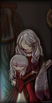 DLOC: Mother and Daughter by AquaAngel1010