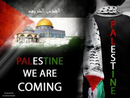 palestine we are coming by AbdelhakBoukili