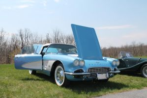 Scalloped Corvette by SwiftysGarage
