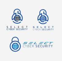 Cyber Security Logo Concept (FOR SALE) by DianaGyms