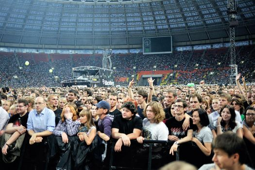U2 in Moscow - Countdown 2 by WilliH