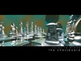 The Chessboard new render by jordy