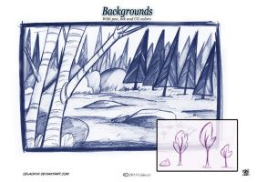 Backgrounds and Landscape by celaoxxx