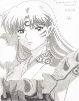 Inuyasha-Sesshomaru 4 Sha-chan by liv4themoments