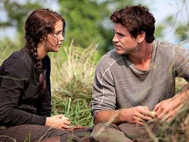 Katniss and Gale 2 by Soph-LW