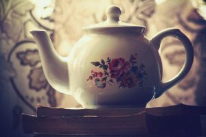 keep calm and drink tea by BiscuiTsi