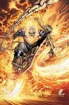 Ghost Rider by BlondTheColorist