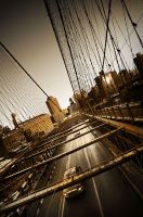 Brooklyn Bridge by kil1k