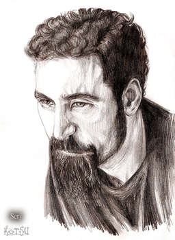 Serj..System of A Down by SystemOfADown
