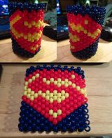 Superman Cuff for MCP by cadillacphunque