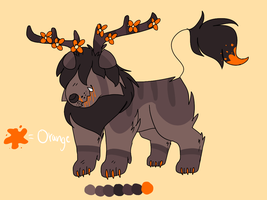 Caninovis Adoptable - OTA - CLOSED by catpaths
