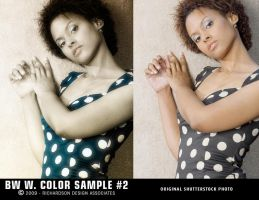 BW With Color Series No.2 by rdaassoc07