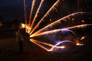 Roman Candle by IDR-DoMiNo