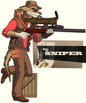 meet the sniper by coconeo333