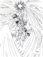 .::The Demon God::. by Lorddragonmaster