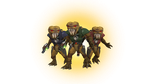 Spore: Assault Troopers by Cryptdidical